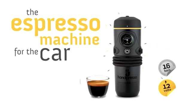 car espresso machine